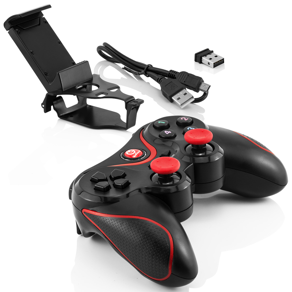 how to connect wireless ps3 controller to pc