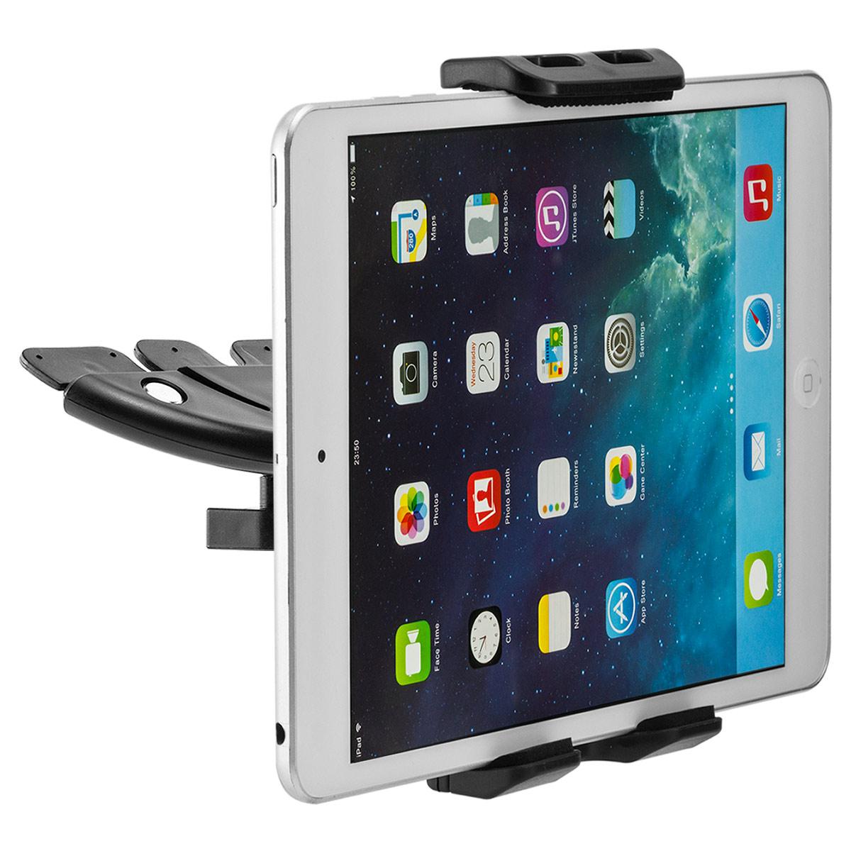 cd schlitz kfz auto tablet halter autohalterung halterung. Black Bedroom Furniture Sets. Home Design Ideas