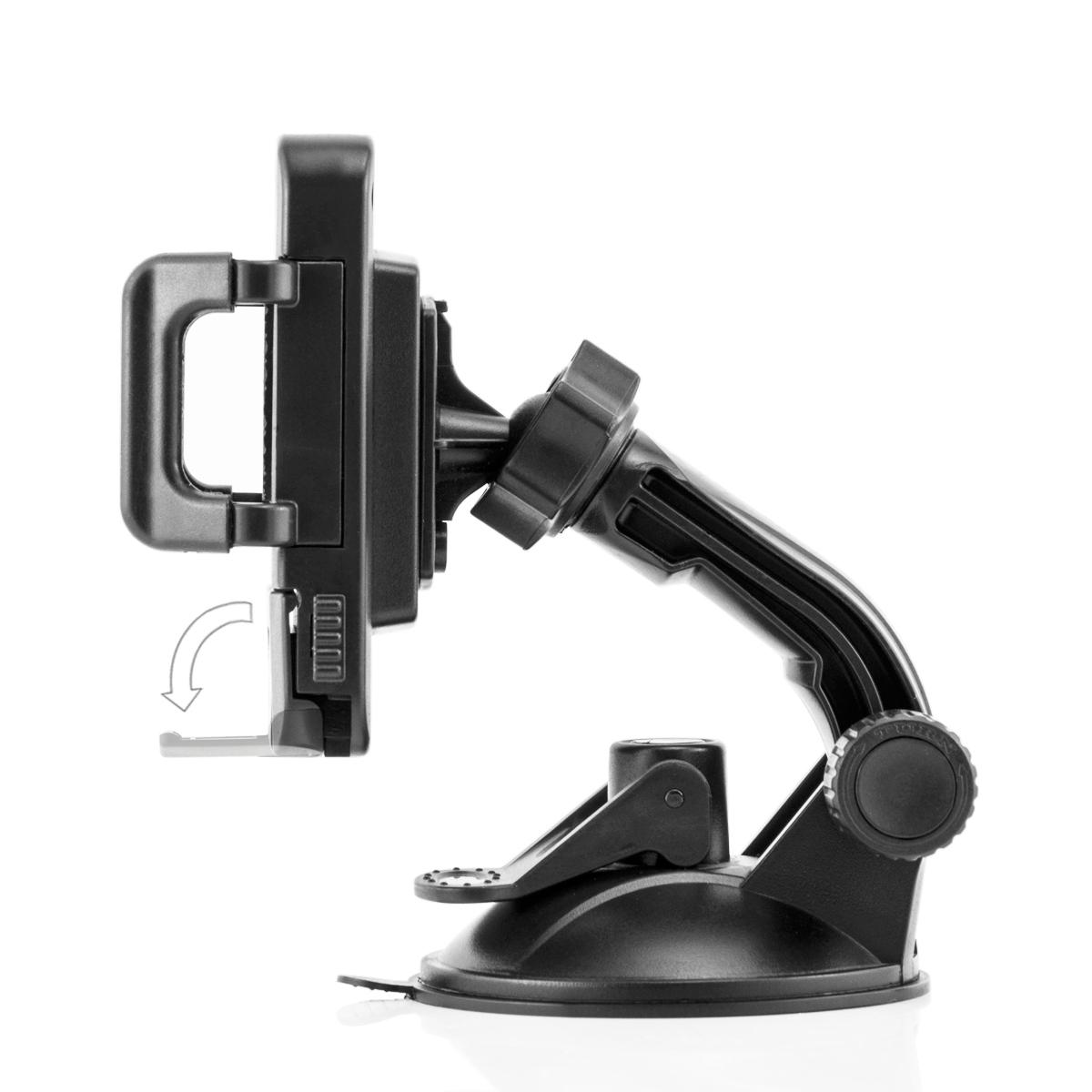 360 auto kfz handy halter halterung autohalter car holder. Black Bedroom Furniture Sets. Home Design Ideas